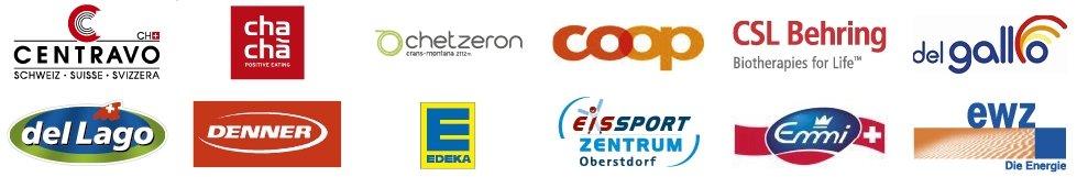 Werbegeschenke & Werbeartikel Kunden Referenzen mit Logo