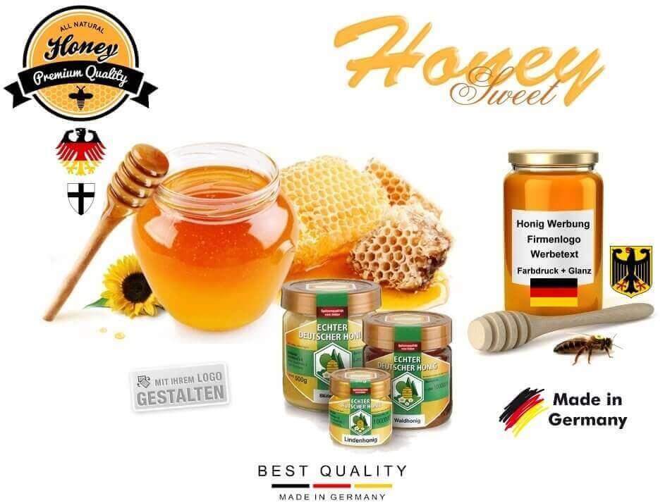 Deutscher Honig Werbegeschenke Giveaways
